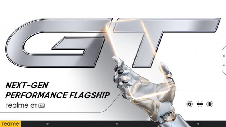 Realme GT 5G'nin lansman tarihi açıklandı