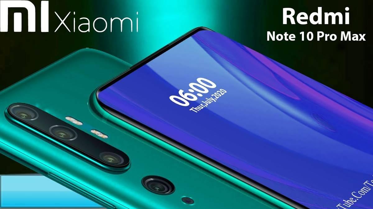 Redmi Note 10 Pro Max hakkında detaylar gelmeye başladı