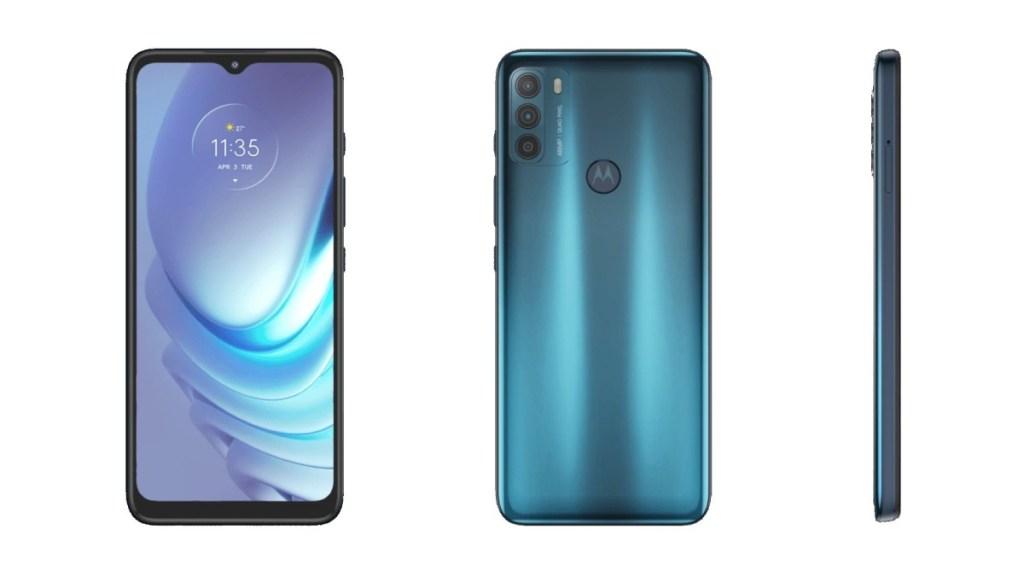 Motorola Moto G50 Resmi Olarak Görüntülendi