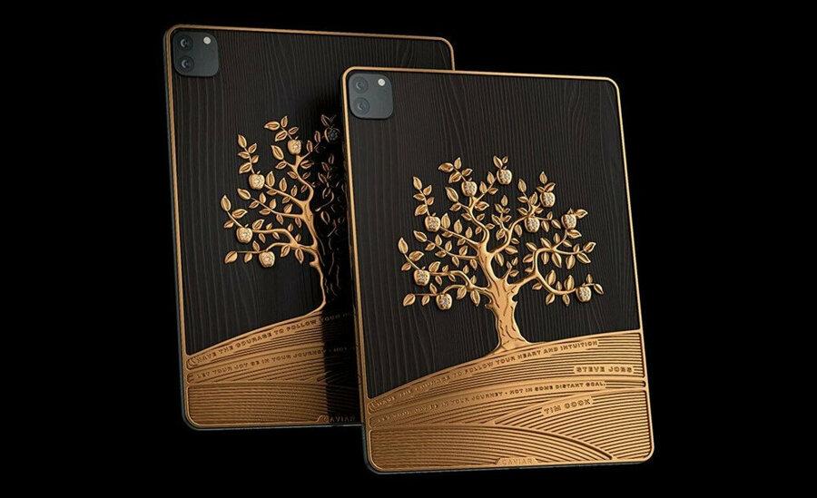 Altın kaplı iPad Pro tanıtıldı: İşte detaylar