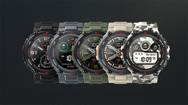 Amazfit T-Rex Pro akıllı saatin detayları ortaya çıktı