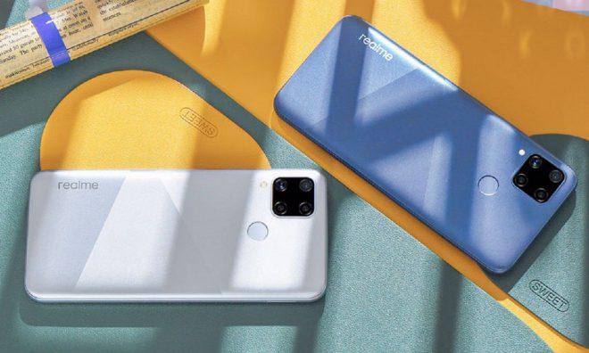 Realme'den bir yeni telefon modeli daha gelebilir