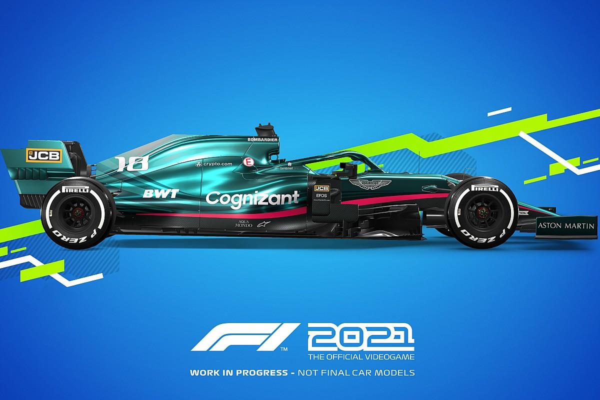 F1 2021 duyuruldu