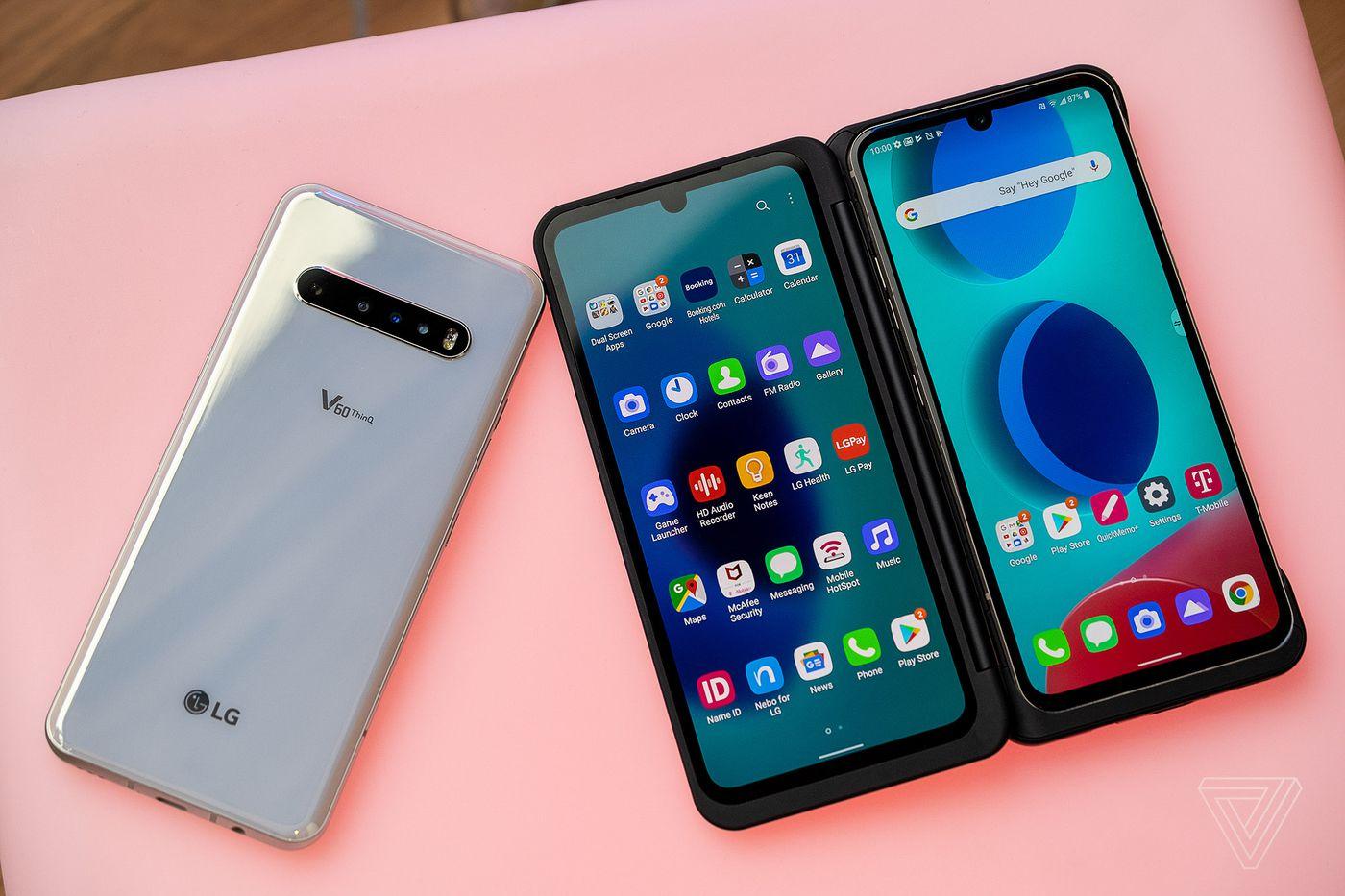 LG V70 özellikleri belli oldu