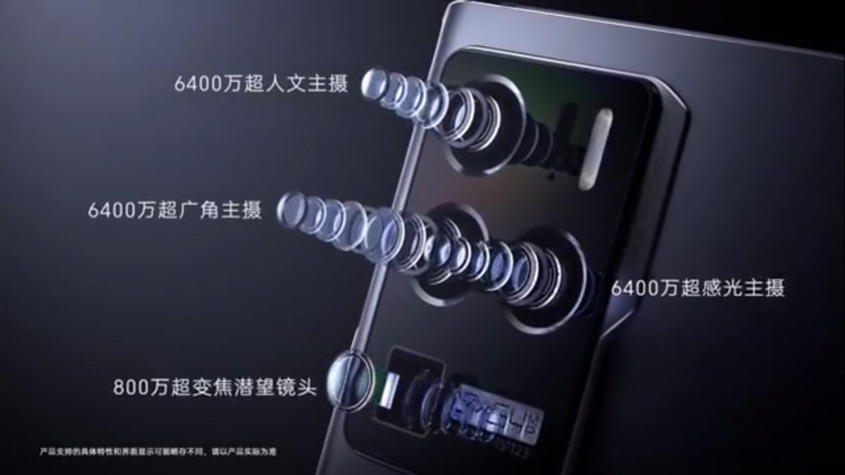 ZTE Axon 30 Ultra 5G tanıtıldı